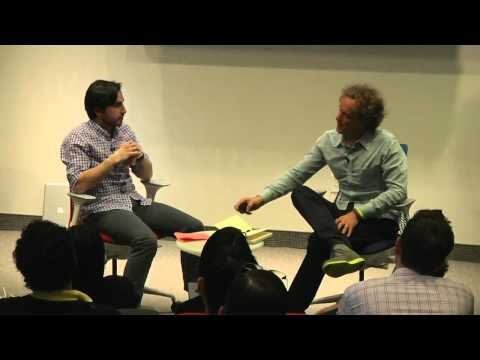 Tastemakers@Google presents industrial designer Yves Behar