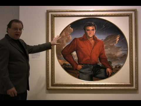 One Life: Echoes of Elvis, at National Portrait Gallery