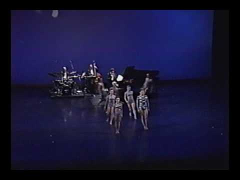 Step Into My Dream, Billy Taylor/David Parsons, Jazz/Dance Part 2