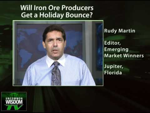 Will Iron Ore Producers Get a Holiday Bounce?