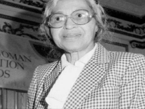 Rosa Parks - Mini Bio