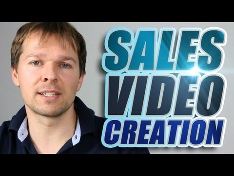 Sales Video Creation - How To Prepare So You Maximise Your Sales