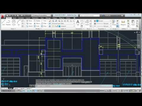 New Features Overview: AutoCAD LT 2013