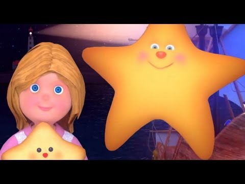 Twinkle Twinkle Little Star, Full Version - cute animation