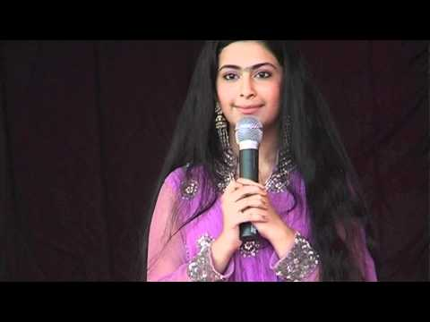TEDxShekhavati - Avika Gor - Don't leave your books for a hobby!