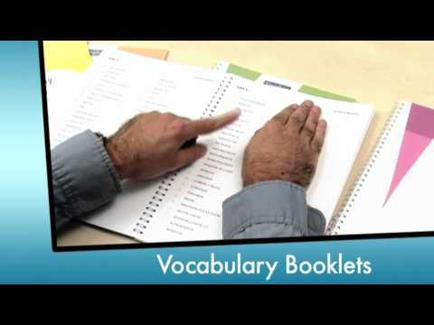 Vocabulary booklets -- Vaughan Systems