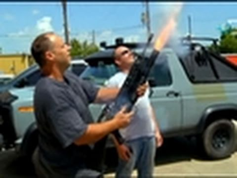 Sons of Guns- Grenade Launcher Fun
