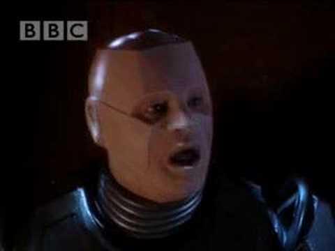 Salty Goodness - Red Dwarf - BBC comedy