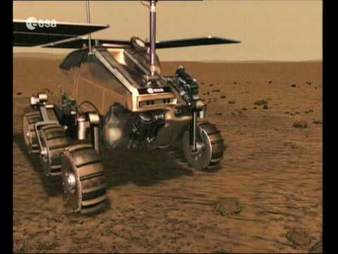 Traces of Martian life: The ExoMars mission