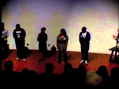 TEDx Flint 2011 - Brave New Voices