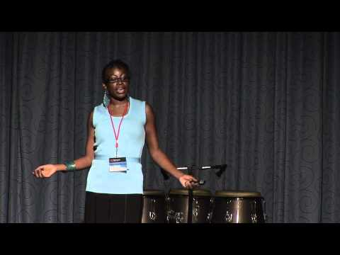 Through their eyes and in their shoes: Davida Morris at TEDxBermuda