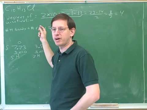 Proton NMR problems (9)