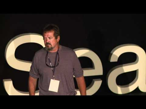 TEDxSeaPoint-JD Kotze-The Godfather of fisheries crimes