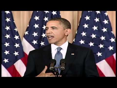 President Obama: Non-violent Movements Creating Change (Persian)