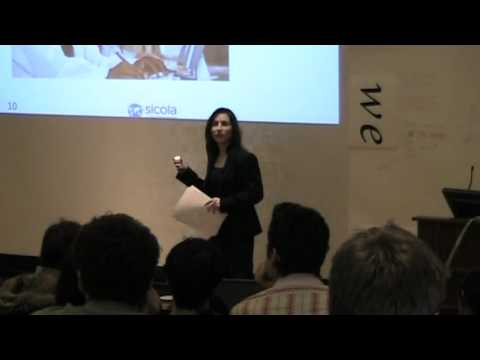 "Redefining Who ""We"" Are as English Speakers: Laura Sicola at TEDxLaf"