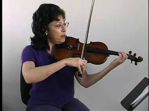 "Violin Lesson - Song Demo - ""Smoke on the Water"""