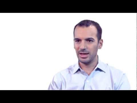 Technology Pioneer 2011 -Tassos Argyros (Aster Data)