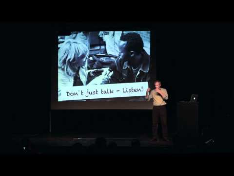 When Words Fail Us: Andrew Bredenkamp at TEDxRheinMainChange