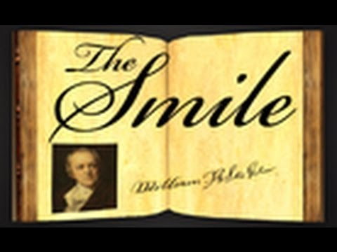 The Smile by William Blake - Poetry Readig