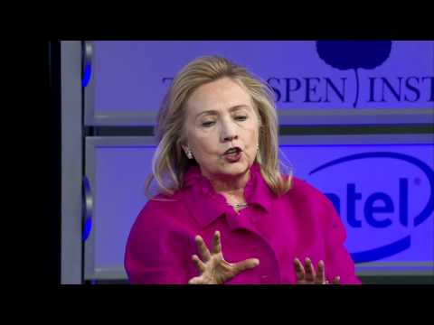 Secretary Clinton: Democracies Must Have 'Habits of the Heart'