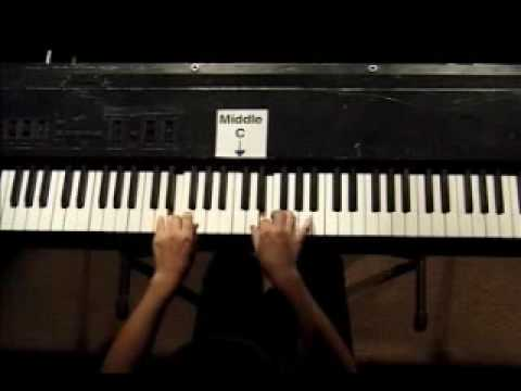 Piano Lesson - Hanon Finger Exercise #7