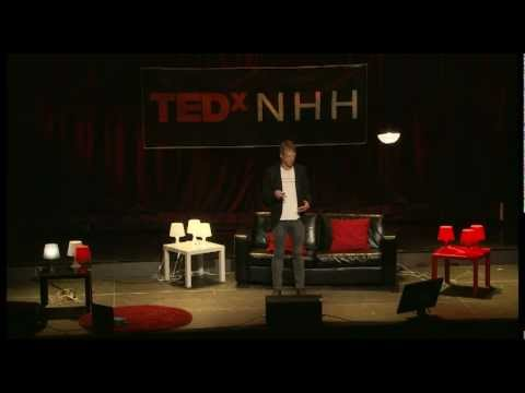 TEDxNHH - Simon Høgsberg - The art of not knowing