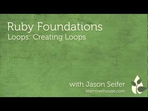 Ruby on Rails Tutorial: Creating Loops | Treehouse