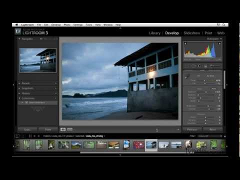 Using the TIFF format in Photoshop Lightroom | lynda.com overview