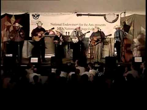 "Ralph Stanley and the Clinch Mountain Boys perform ""Little Birdie"""