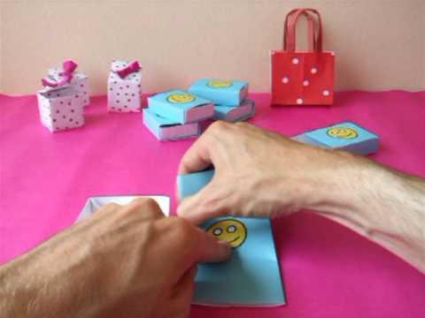 Origami Matchbox