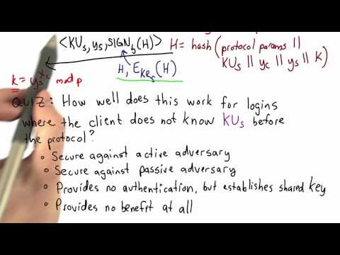 Ssh Authentication - CS387 Unit 5 - Udacity