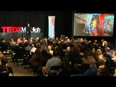 TEDxMileHighSalon - Todd Siler - How ArtScience Can Save the World