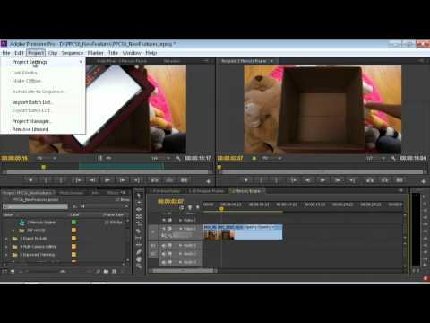 Premiere Pro CS6: The Mercury Playback Engine   lynda.com tutorial