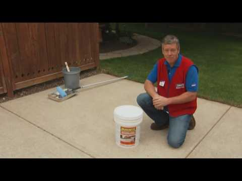 How to clean a concrete driveway and remove oil stains for How do i clean concrete