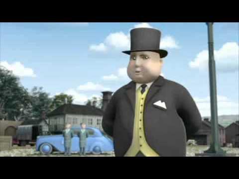 Thomas & Friends: James' New Paint