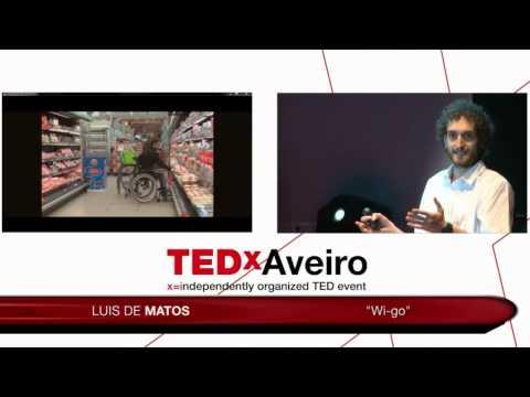 TEDxAveiro - Luis de Matos - Wi-go - 26/05/2012
