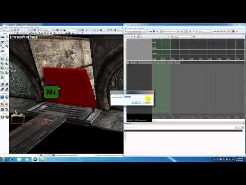 Unreal Development Kit UDK Tutorial - 63 - Finishing up the Material Animation