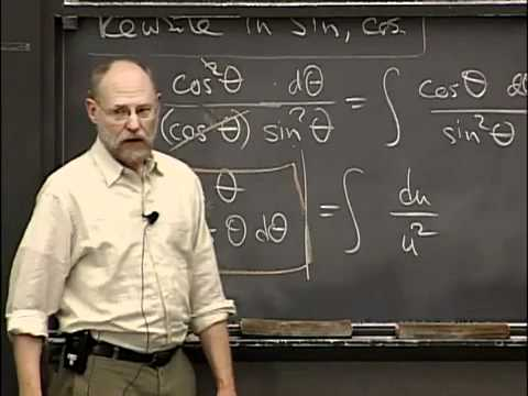 Saylor MA102: Integration by Inverse Substitution; Completing the Square
