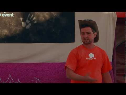 TEDxBlackRockCity - David Koren - FIGMENT: Participatory Art in the Public Realm