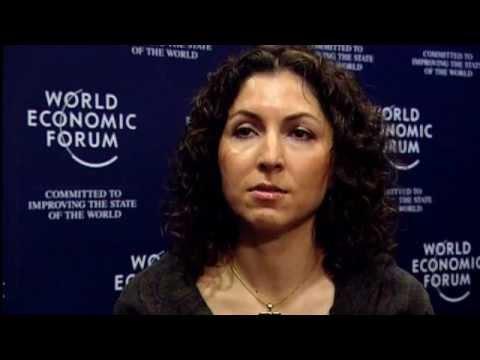 Young Global Leaders 2008 - Anousheh Ansari
