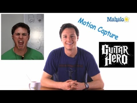 The Face of Guitar Hero Adam Jennings Talks about Motion Capture Training