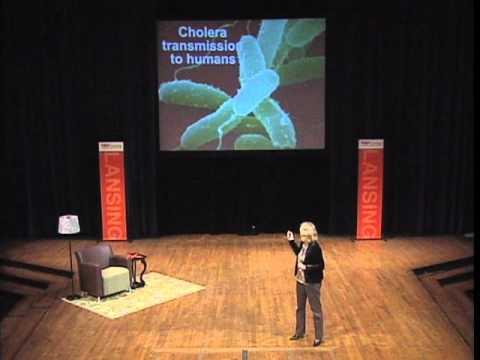 TEDxLansing-Theresa Bernardo-Save Yourself!