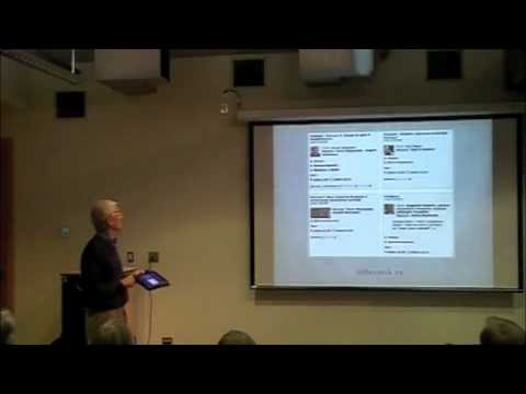 Steve Kaufmann - Learning in the Age of the iPad - Part 3 of 6