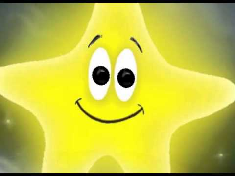 TWINKLE TWINKLE LITTLE STAR NURSERY RHYME SONG