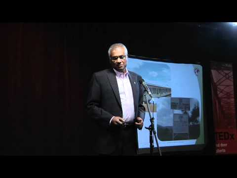 TEDxRedDeer - Eric Rajah - Building a Better World