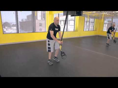 TRX® Training to Build Strength