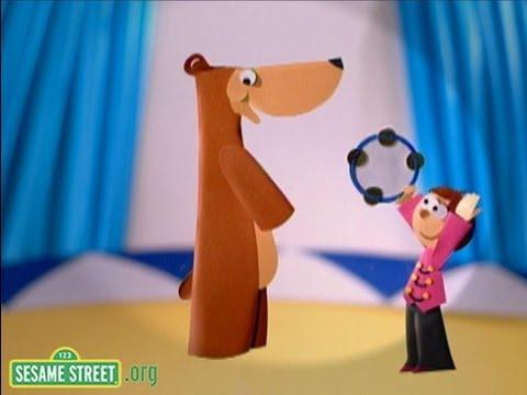 Sesame Street: Circus Alphabet