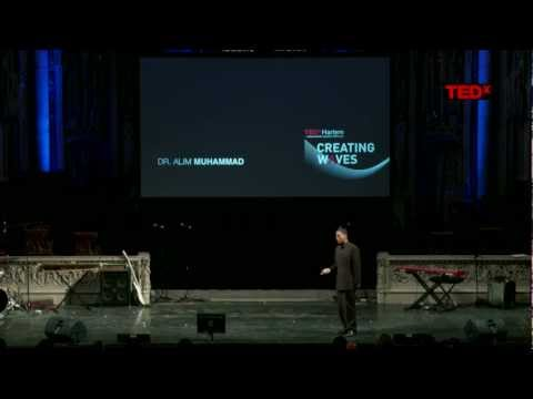 Original Food & Human Potential: Dr Alim Muhammad at TEDxHarlem