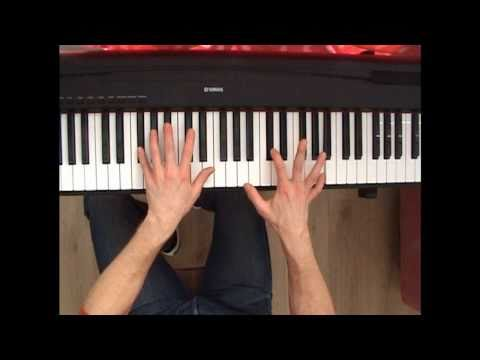 ♫ How To Play River Flows In You Piano Tutorial Lesson HD
