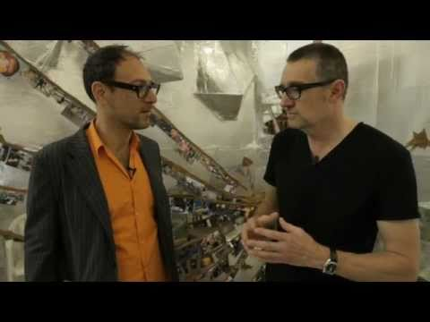 TateShots at the Venice Biennale 2011: Thomas Hirschhorn at the Swiss Pavilion